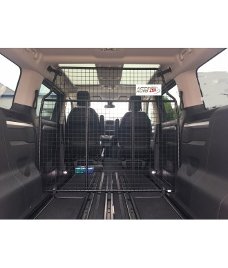 Grille-Pare-Chien-TOYOTA PROACE VERSO 2019-AUJOURD'HUI  grille complete