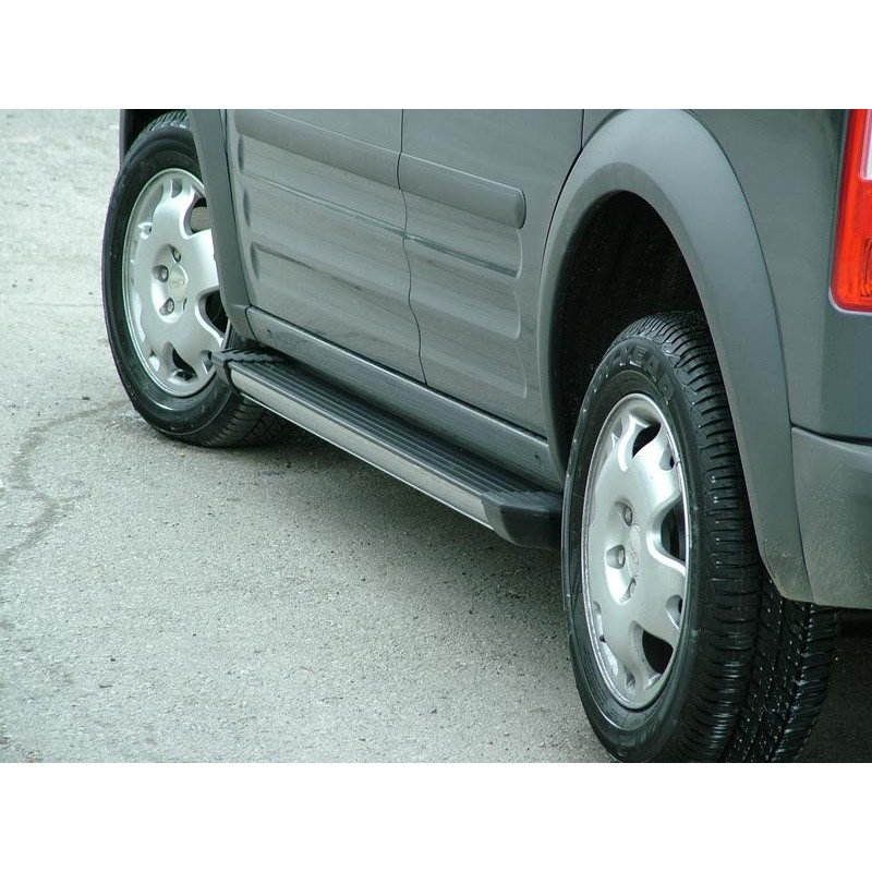 Marche pieds Inox plat TRV-FORD-CONNECT-COURT-2003-2013-