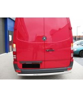 Protection PC arriere inox-MERCEDES-SPRINTER-