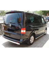 Protection PC arriere inox-VOLKSWAGEN-T5-2003-2015-