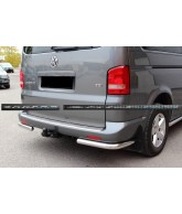 protection d'angles de PC arriere inox-VW-T5-COURT-LONG