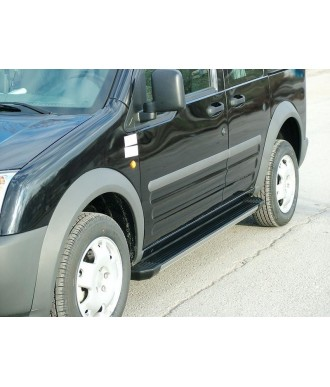 marche pieds-FORD-CONNECT-LONG-2002-2013-Aluminium TRV