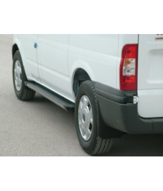 marche pieds aluminium plat GRD-FORD-TRANSIT-LONG-2007-2014-