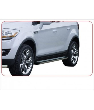 marche pieds aluminium plat GRD-FORD-KUGA-2008-2012-