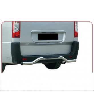Protection ARRIERE-PEUGEOT-EXPERT-2007-2015 INOX