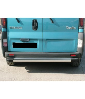 Protection  ARRIERE-OPEL-VIVARO-2001-2014-COURT  GRD