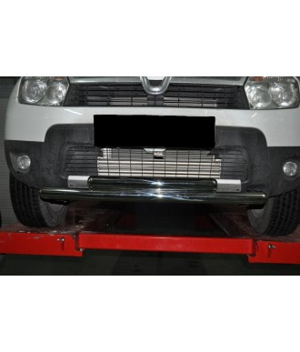 Protection Avant Inox-DACIA-DUSTER-2010-2016-