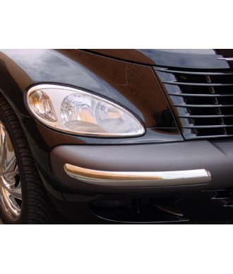 Entourages Phares Chrome-CHRYSLER-PT-CRUISER-2001-2005-