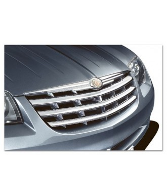 grille de calandre chrome-CHRYSLER-CROSSFIRE-