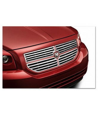 grille de calandre chrome-DODGE-CALIBER-