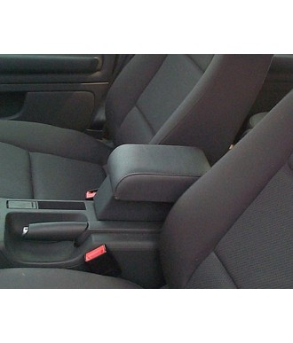 ACCOUDOIR CENTRAL SIMILI CUIR NOIR-AUDI-A4-1994-2006-