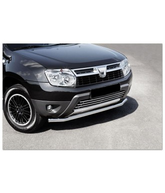 Grille Inferieure Calandre Inox-DACIA-DUSTER-2010-2016-