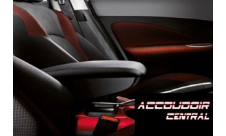 ACCOUDOIR CENTRAL-TOYOTA-AYGO-