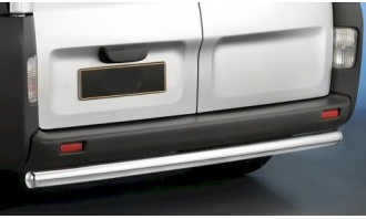 Protection Arrière Inox / PC arriere inox VOLKSWAGEN-CADDY-MAXI-
