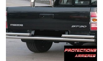Protection ARRIERE-TOYOTA-LAND CRUISER 120-(2002 - 2009)