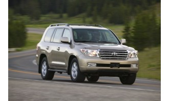 TOYOTA-LAND- CRUISER- 200