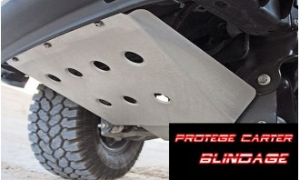 PROTEGE CARTER MOTEUR- BV-LAND-ROVER-DISCOVERY