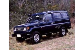 TOYOTA-LAND- CRUISER -75 -78