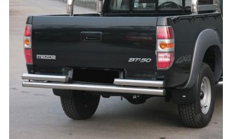 Protection ARRIERE-NISSAN- NAVARA-NP-300-1999-2014