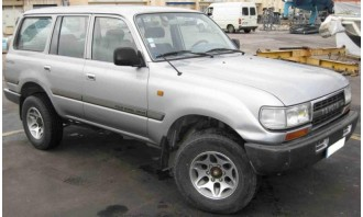 TOYOTA-LAND-CRUISER -80- (HDJ 80)