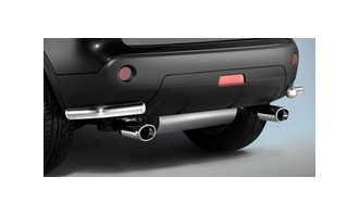 Protection Arrière Inox -PC arriere inox-FORD-CONNECT-