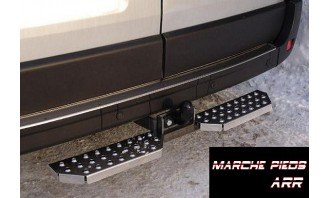 Marche Pieds ARRIERE-FORD-TRANSIT-CUSTOM-