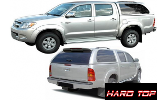 HARD TOP-ISUZU-D-MAX