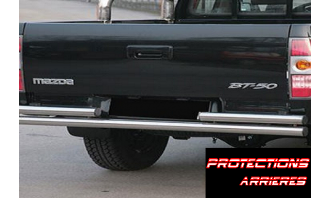 Protection ARRIERE-NISSAN- NAVARA-NP-300- 2015-AUJOURD'HUI-