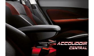 ACCOUDOIR CENTRAL-MAZDA-CX-3-