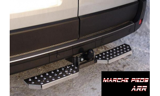Marche Pied ARRIERE.-IVECO-DAILY-1999-2006-