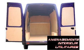 AMENAGEMENTS INTERIEURS-VOLKSWAGEN-T6-